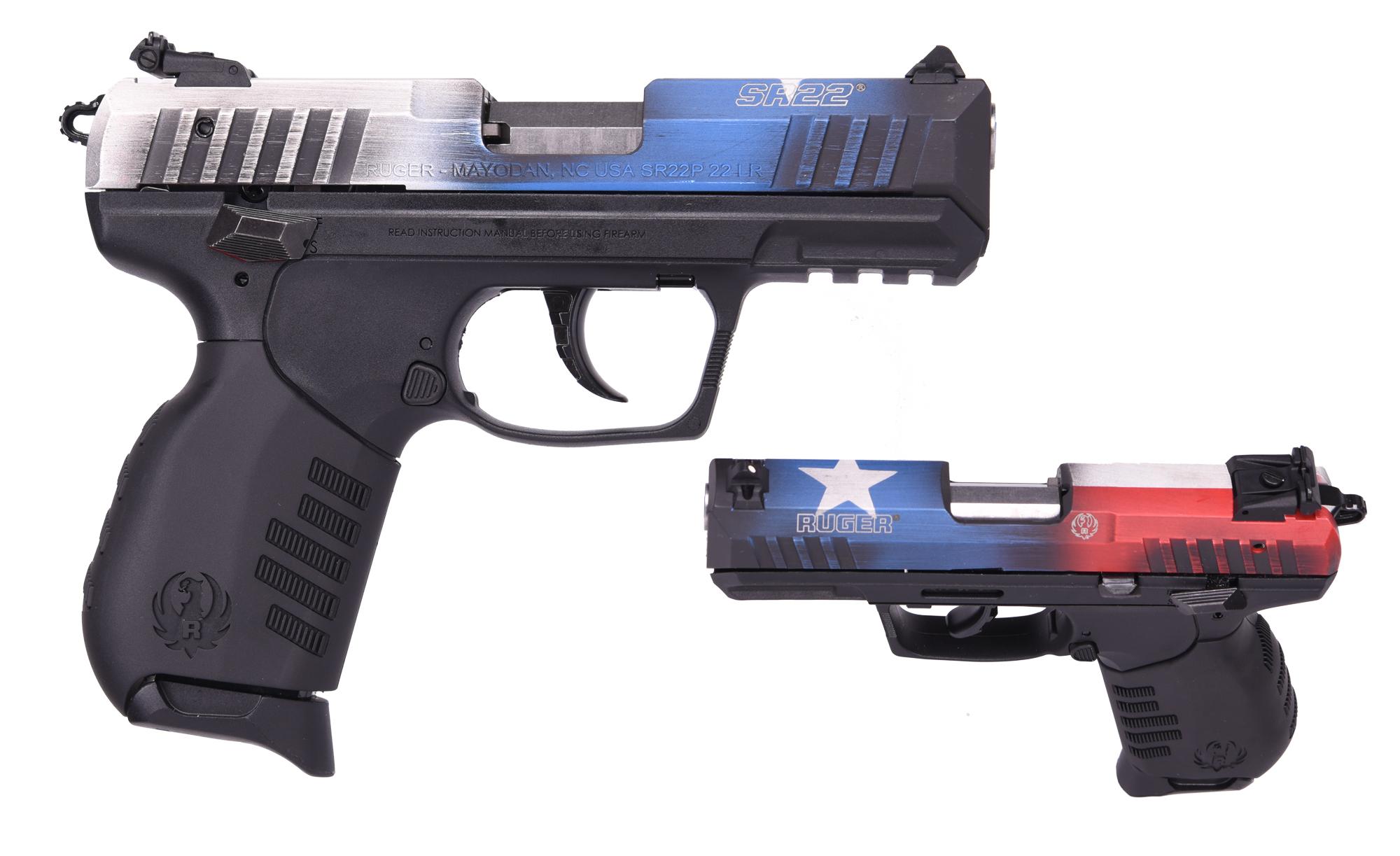Ruger SR22 22 LR