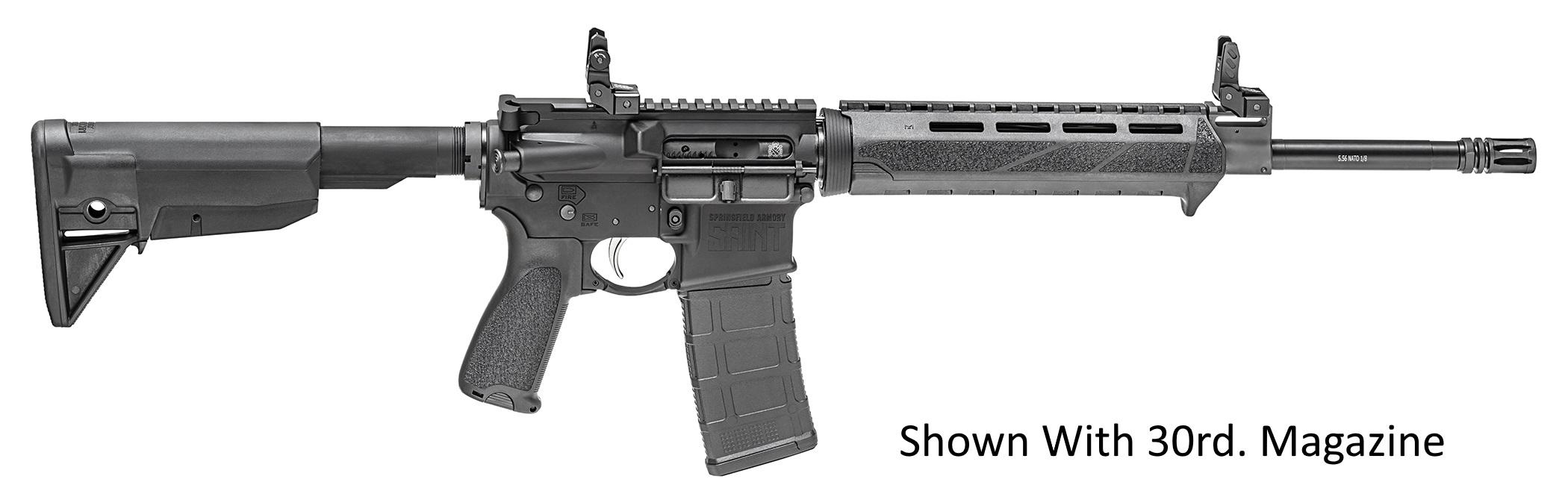 Springfield Armory Saint 223 Rem | 5.56 NATO
