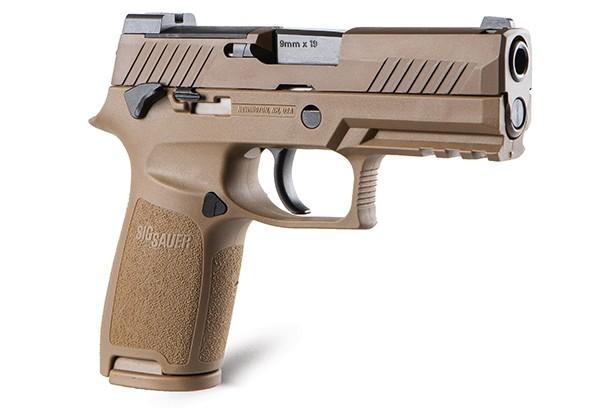 SIG SAUER P320 M18 Carry 9mm