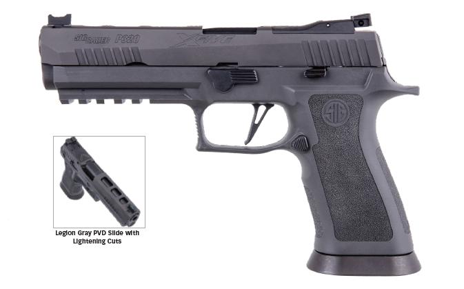 SIG SAUER P320 X-Five Legion 9mm