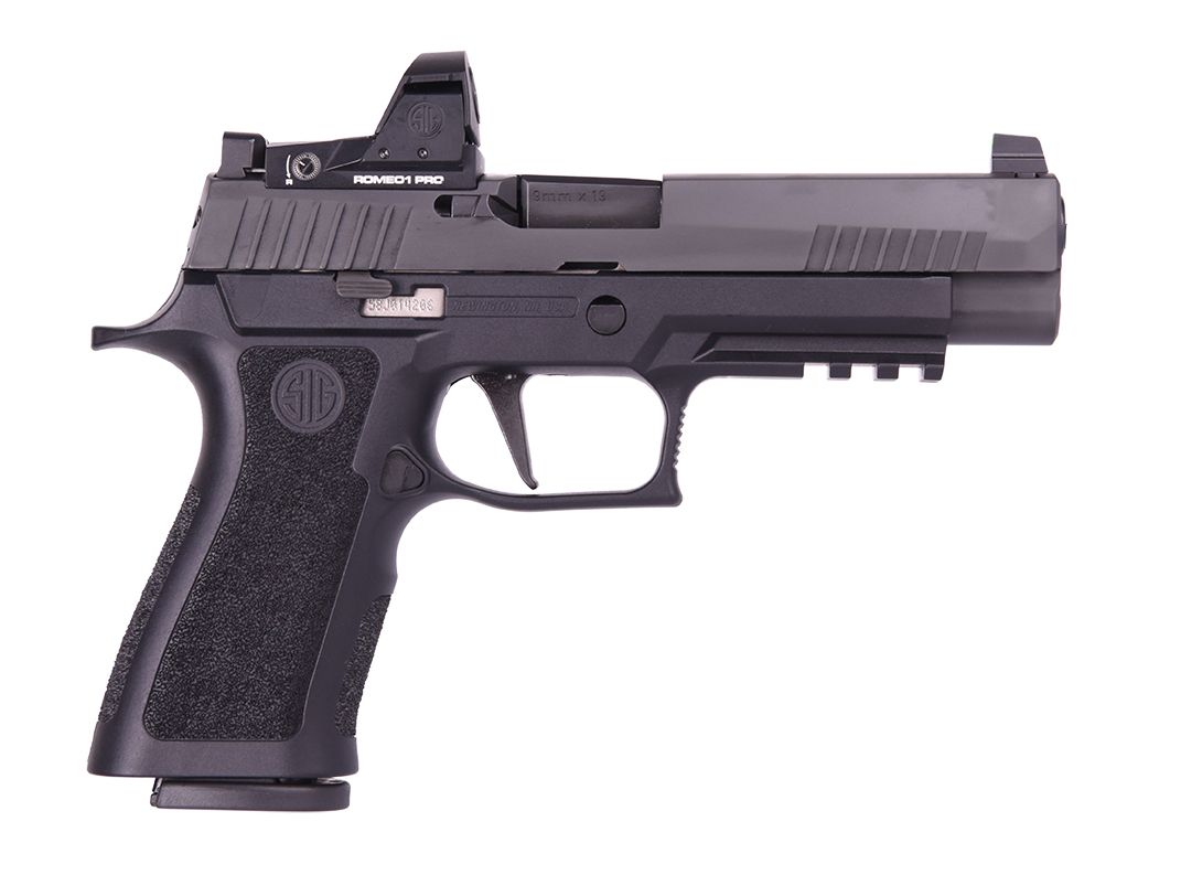 SIG SAUER P320 X-Full RXP 9mm