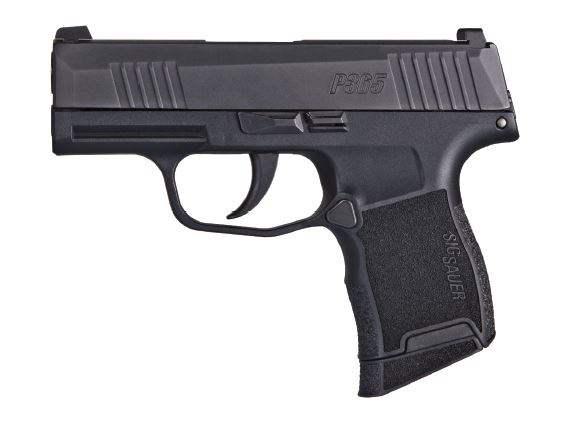 SIG SAUER P365 Used 9mm