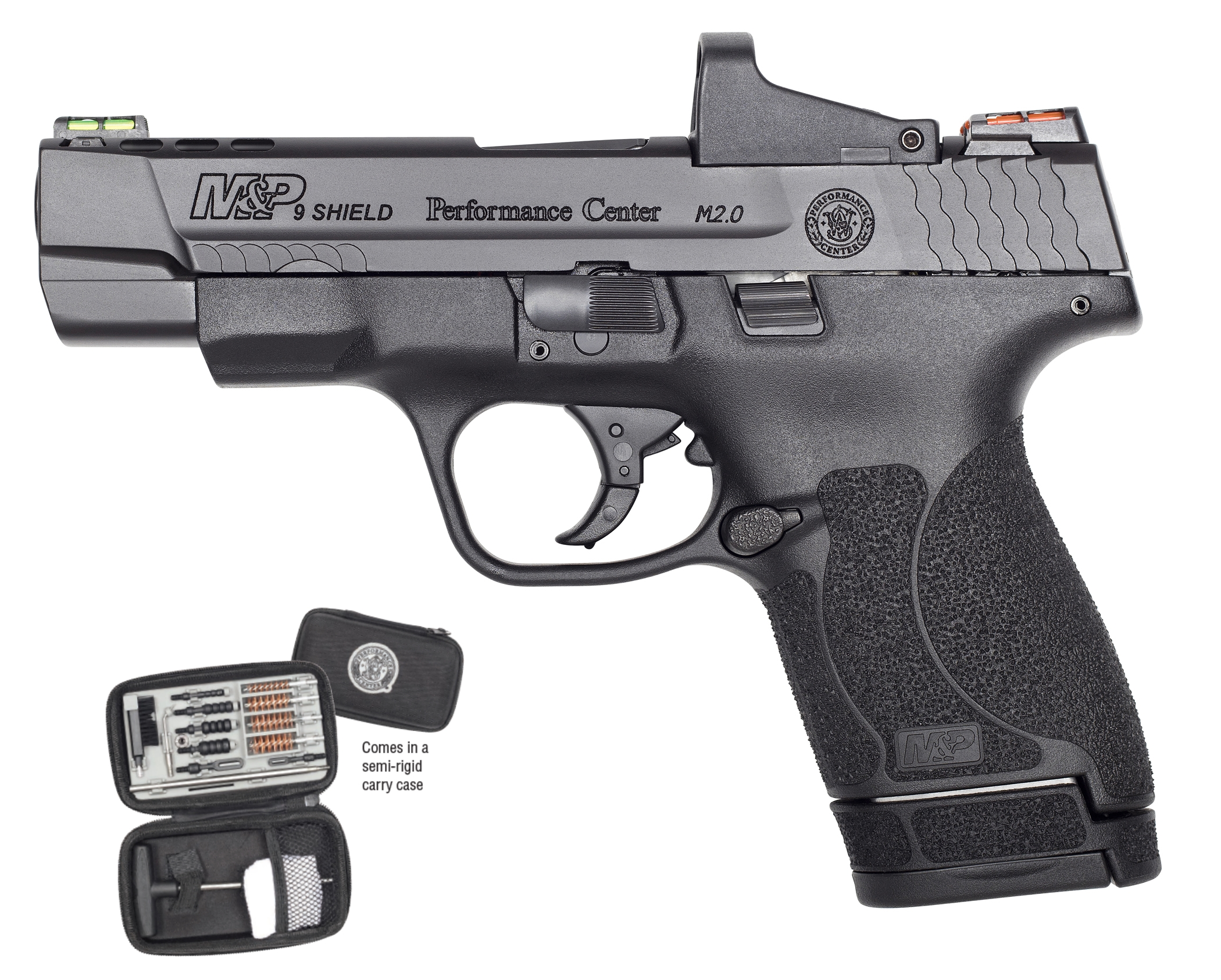 Smith and Wesson M&P9 Shield M2.0 9mm