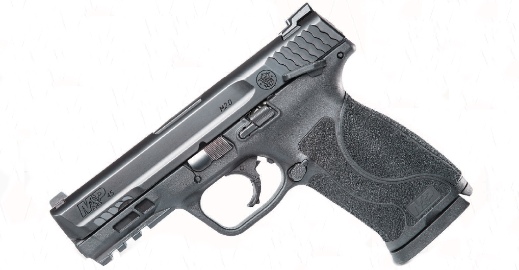 Smith and Wesson M&P45 M2.0 Compact 45 ACP