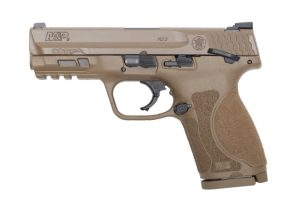 Smith and Wesson M&P9 M2.0 Compact 9mm