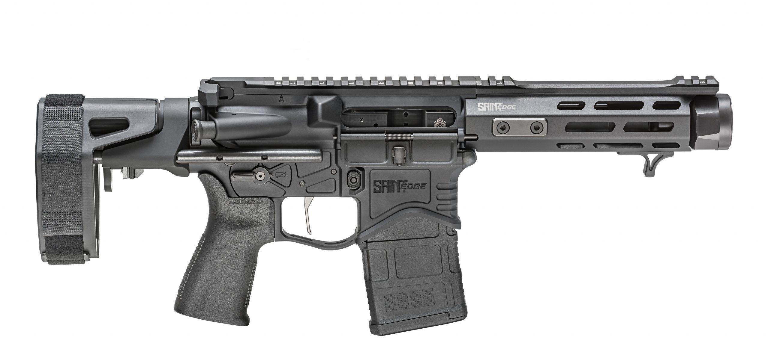 Springfield Armory Saint Edge PDW Pistol 223 Rem | 5.56 NATO