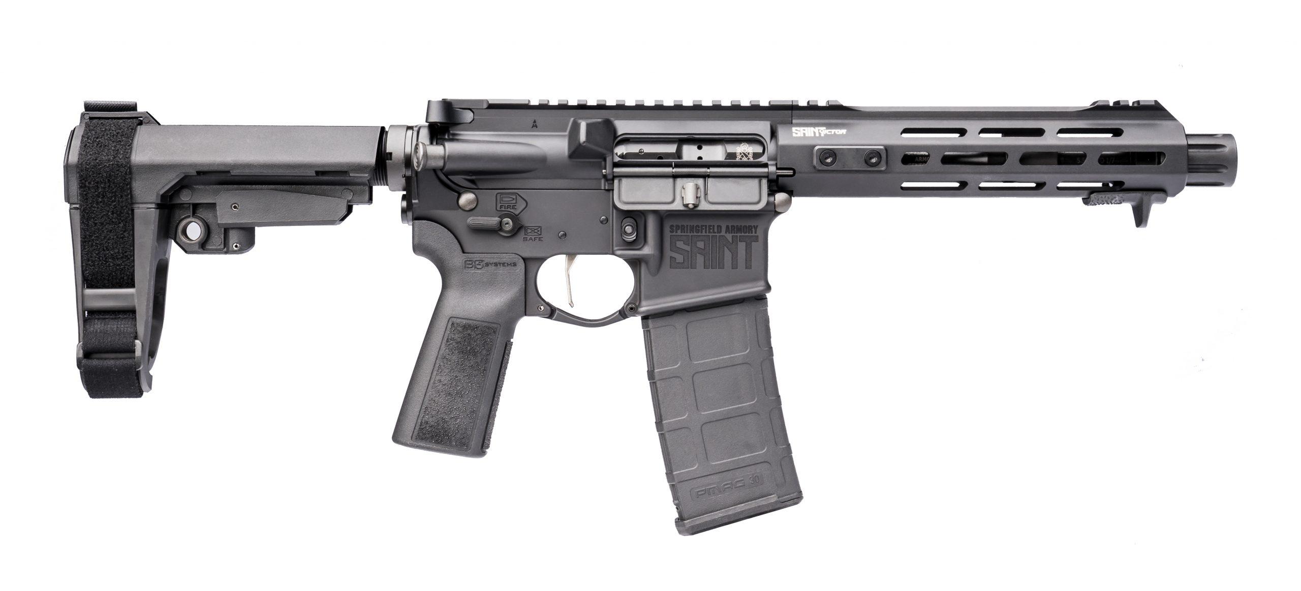Springfield Armory Saint Victor Pistol 223 Rem | 5.56 NATO