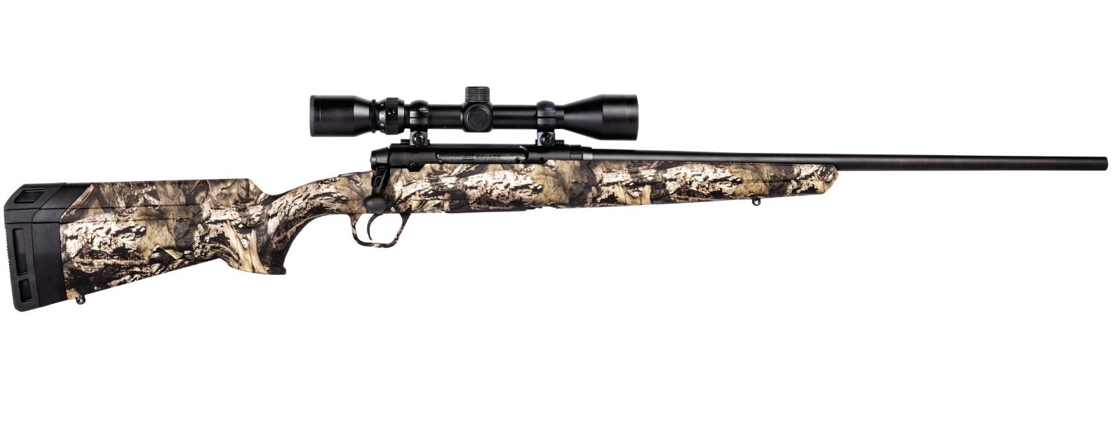 Savage Arms Axis XP Camo 22-250