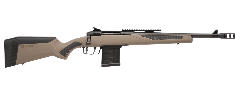 Savage Arms 110 Scout 450 Bushmaster