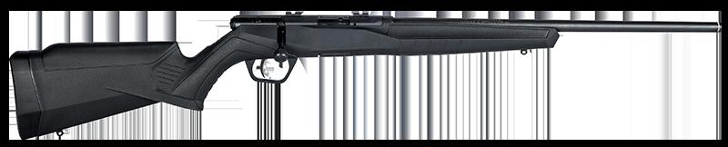 Savage Arms B17F Compact 17 HMR
