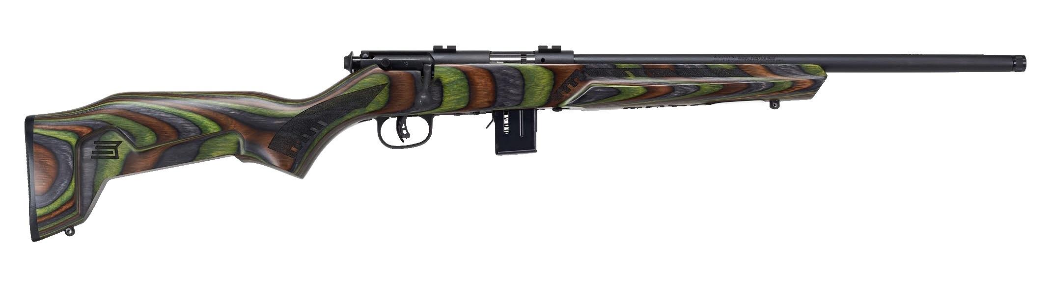 Savage Arms 93 Minimalist 17 HMR
