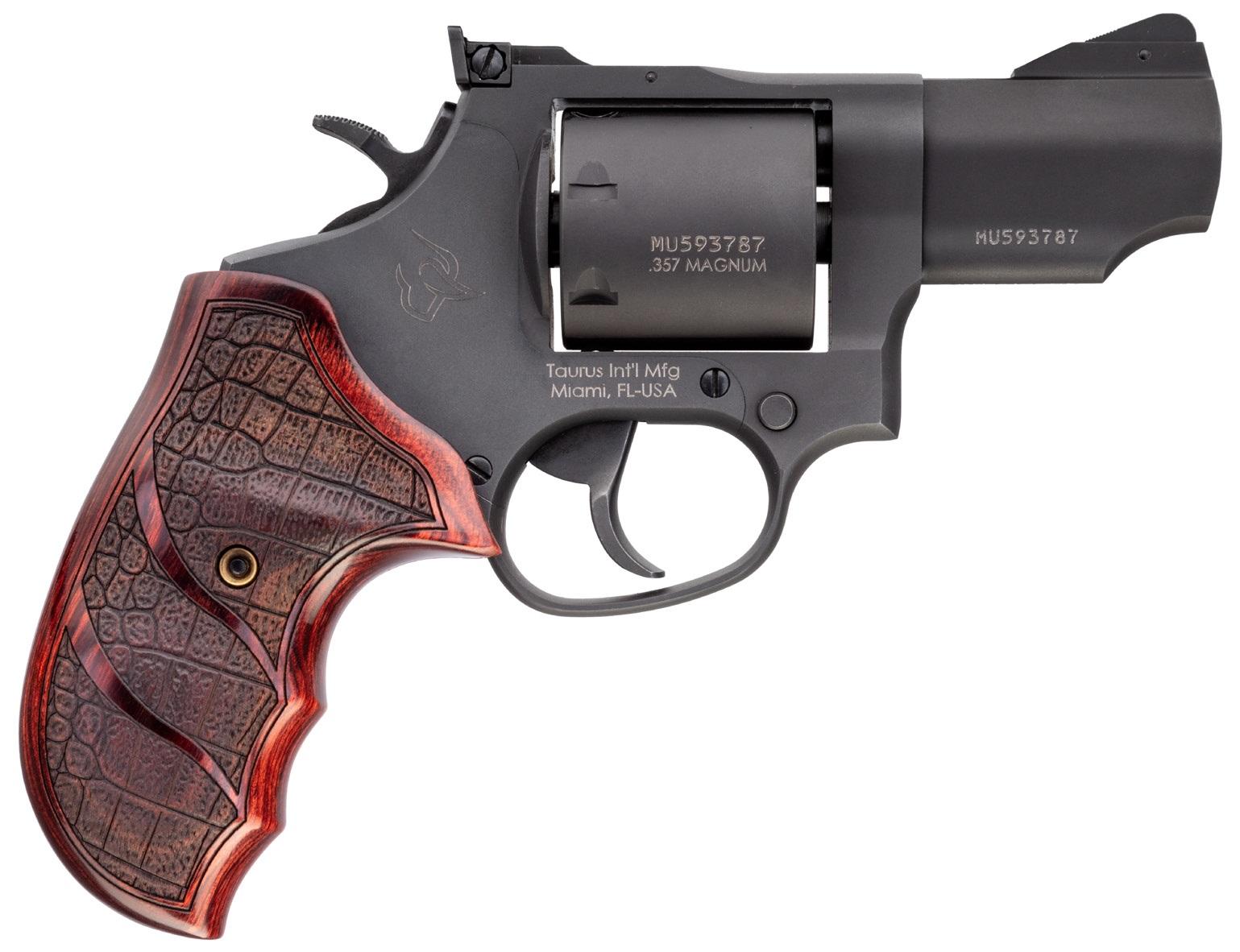 Taurus 692 357 Magnum   38 Special   9mm