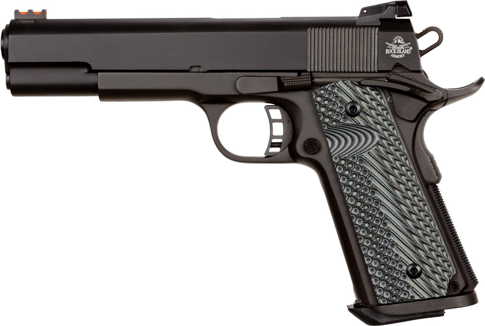 Rock Island Armory M1911-A1 Tactical II 45 ACP
