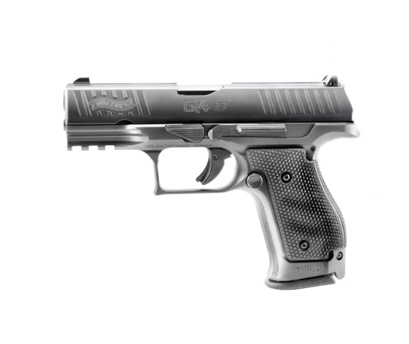 Walther Arms PPQ M2 Q4 Match SF 9mm