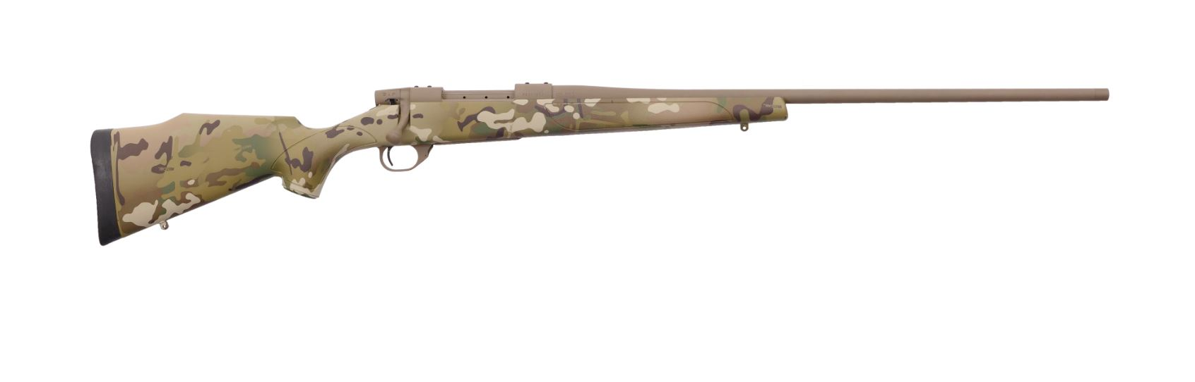 Weatherby Vanguard Mulitcam 270 Win