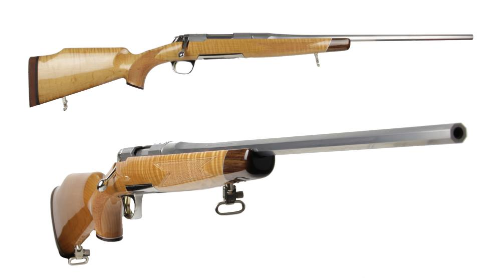 Browning X-Bolt White Gold Maple Med. 22-250