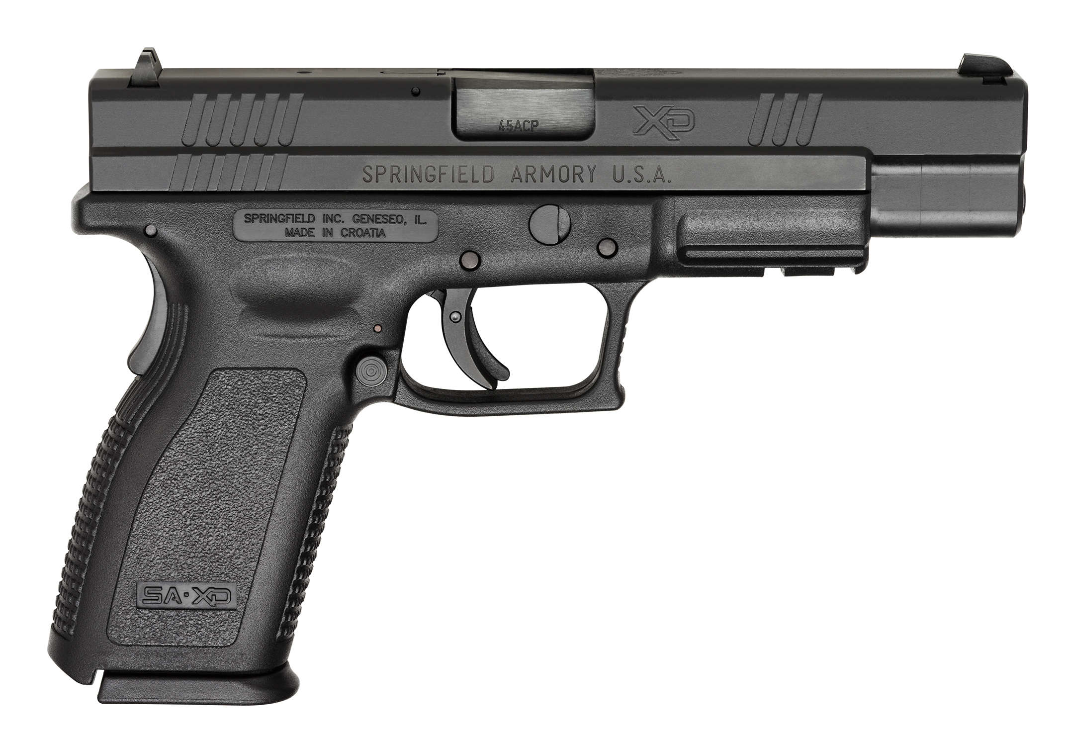 Springfield Armory XD Tactical Essentials Pack 45 ACP