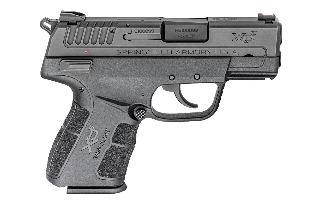 Springfield Armory XD-E 45 ACP