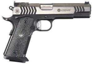 ruger G6766 - 9mm handgun semi automatic