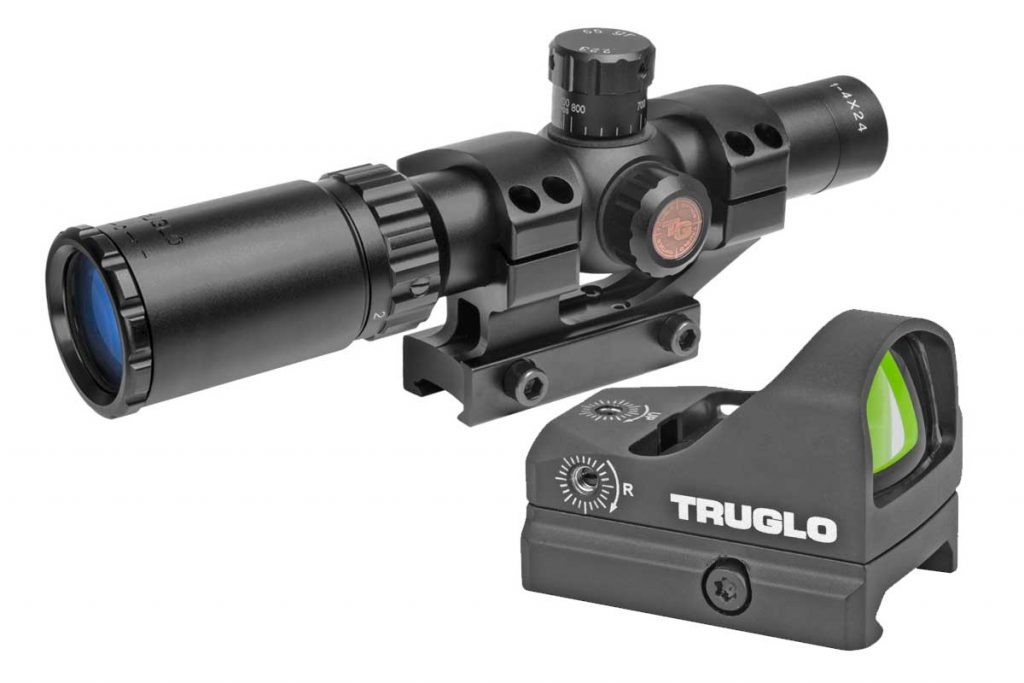 red dot vs scope article